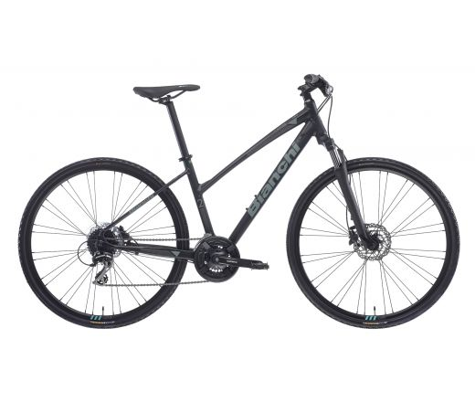 C-Sport Cross 2 Lady - Acera 24sp Disc