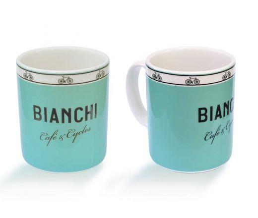 Bianchi Cafe & Cycles - kubek do picia