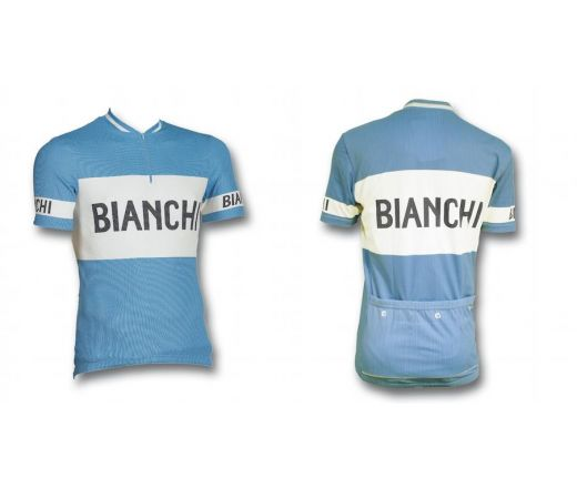 Bianchi Classic - s/s Jersey