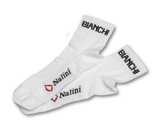 Bianchi Classic - Cotton Socks white