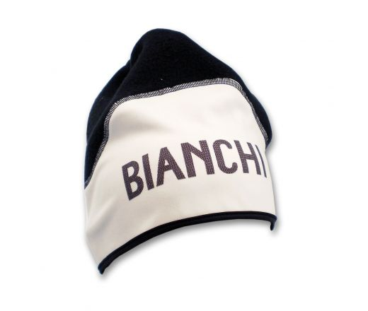 Bianchi Classic - Winter Cap white/black