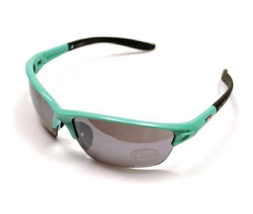 Bianchi FALCO - okulary przeciwsloneczne celeste/czarne