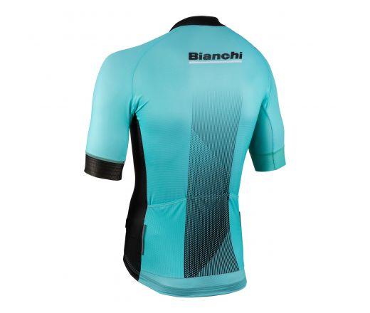 Bianchi Reparto Corse - Short Sleeve Jersey - celeste