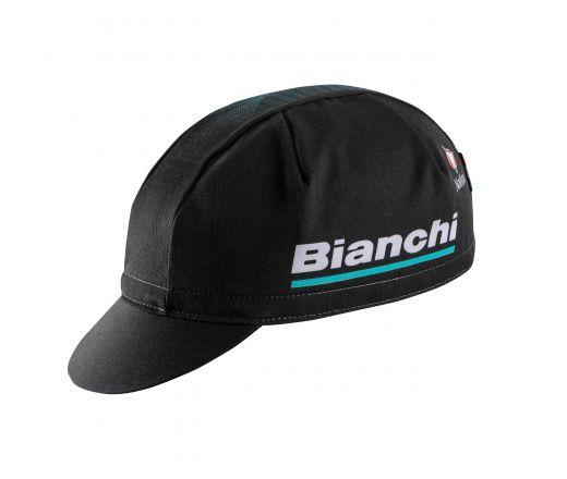 Bianchi Reparto Corse - Rennmütze - schwarz