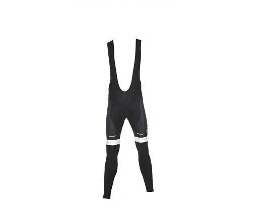 Bianchi Reparto Corse - Winter Bib Tight - black