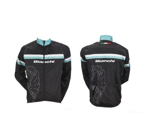 Bianchi Sport Line Man - Veste de Vent noir