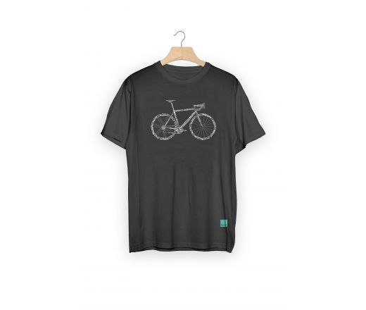 Bianchi T-Shirt - Riding The Logos