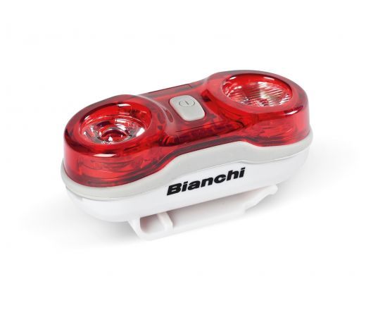 Bianchi Rear Light - White